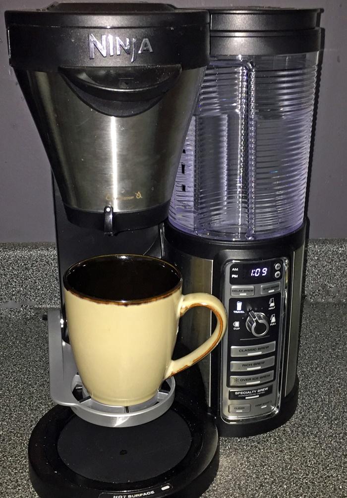 ninja coffee