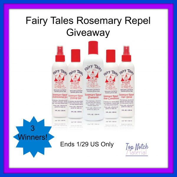 fairytales giveaway