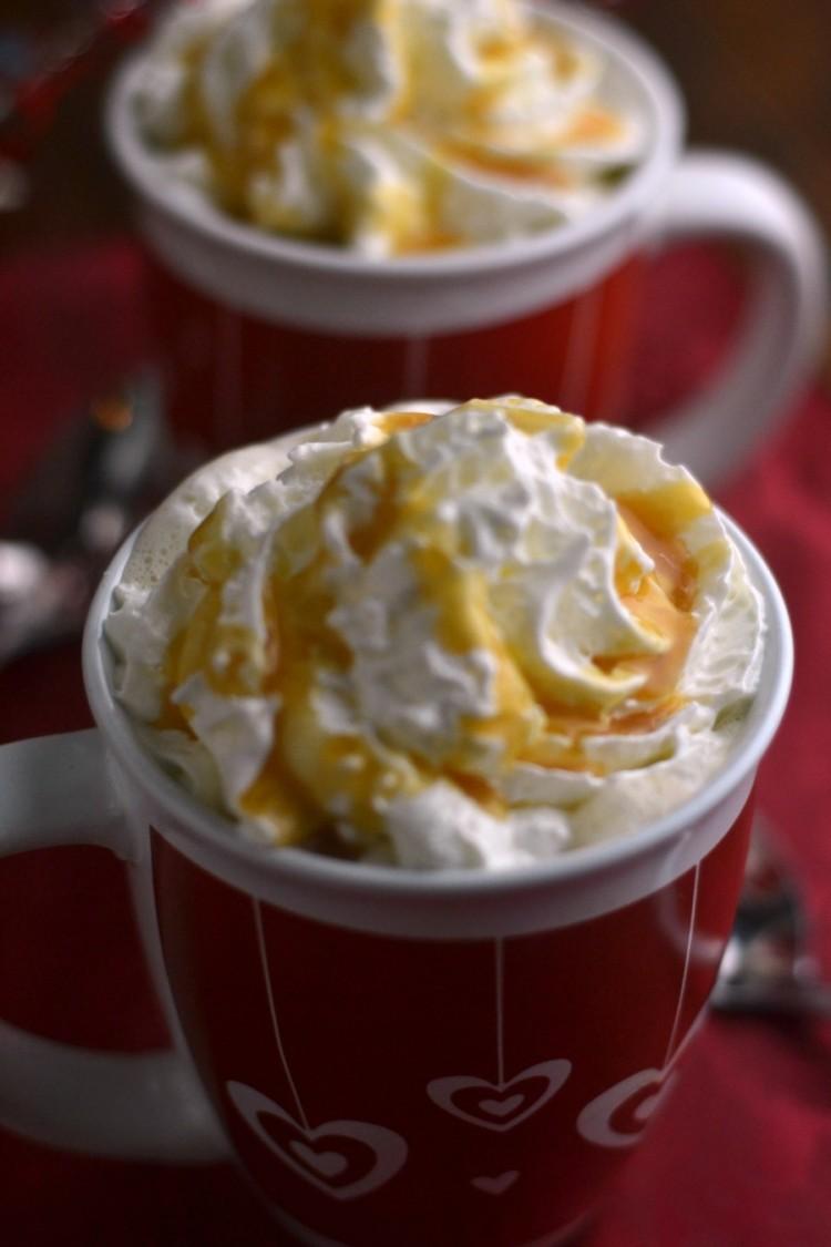 Caramel Mocha Recipe