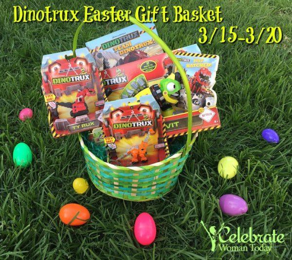 Dinotrux-EASTER-netflix-gift-basket