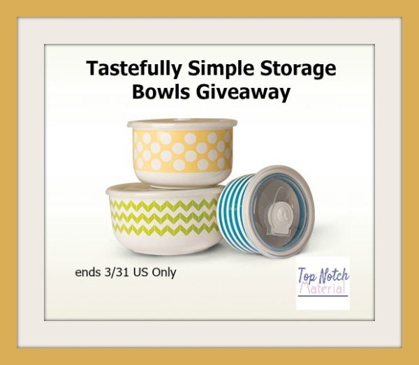 storage bowl button