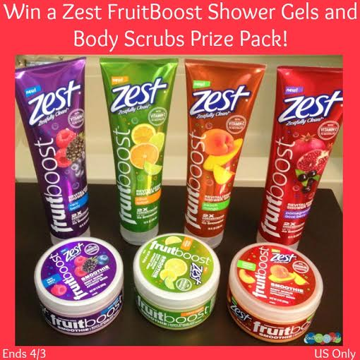 zest fruit boost