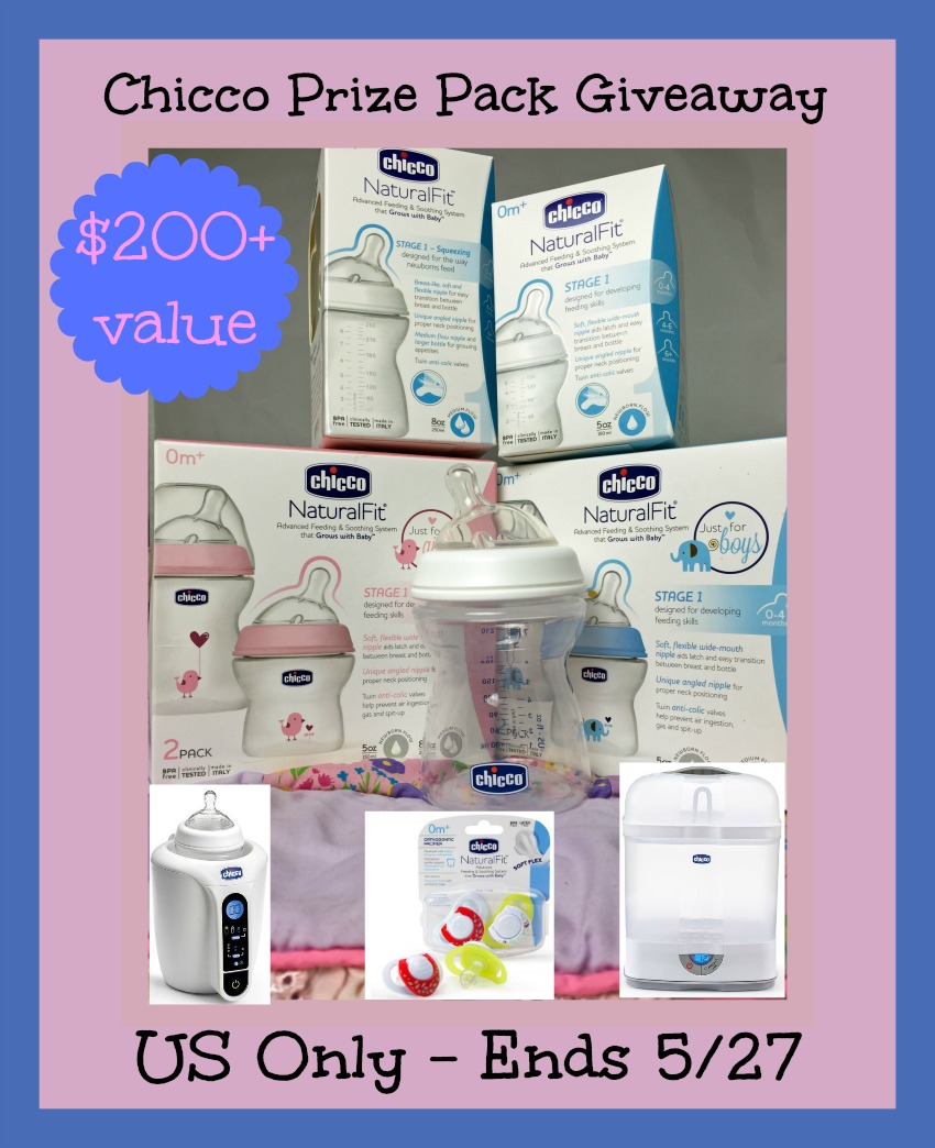 Chicco NaturalFit Bottles button