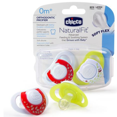 chicco pacifiers