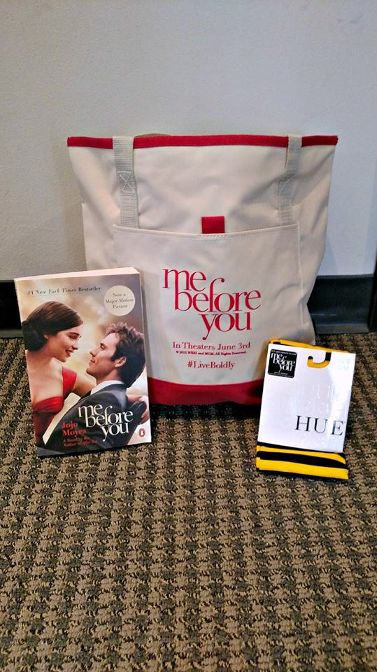 me before you prize