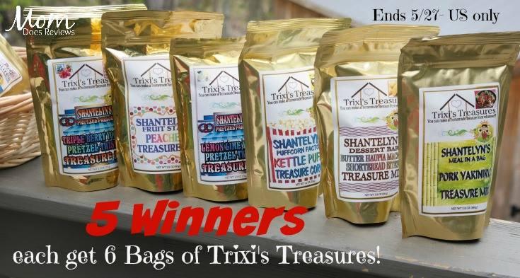 Trixi's Treasures