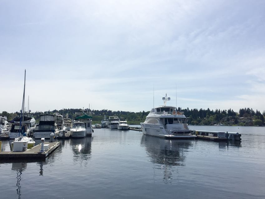 Kirkland boats