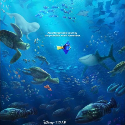Finding Dory is now in Theatres!