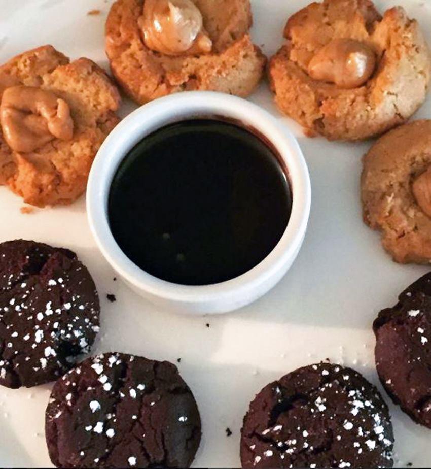 krinkle cookies
