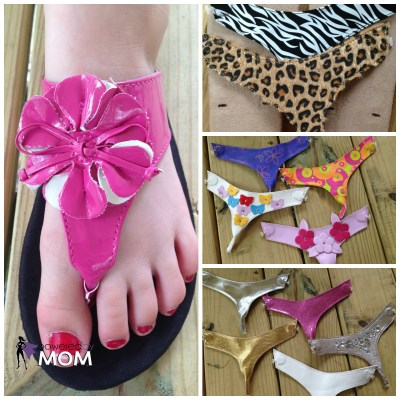 Set Her Diva Free With Swicharoos Sandals