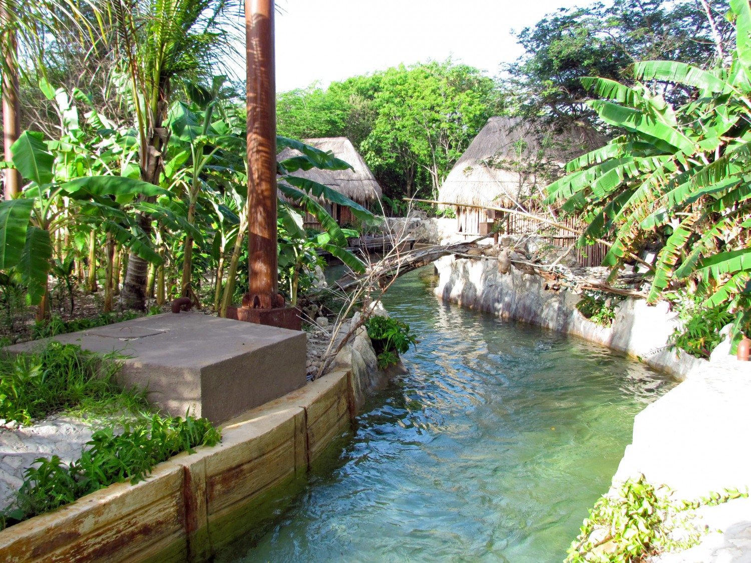 Costa maya lazy river