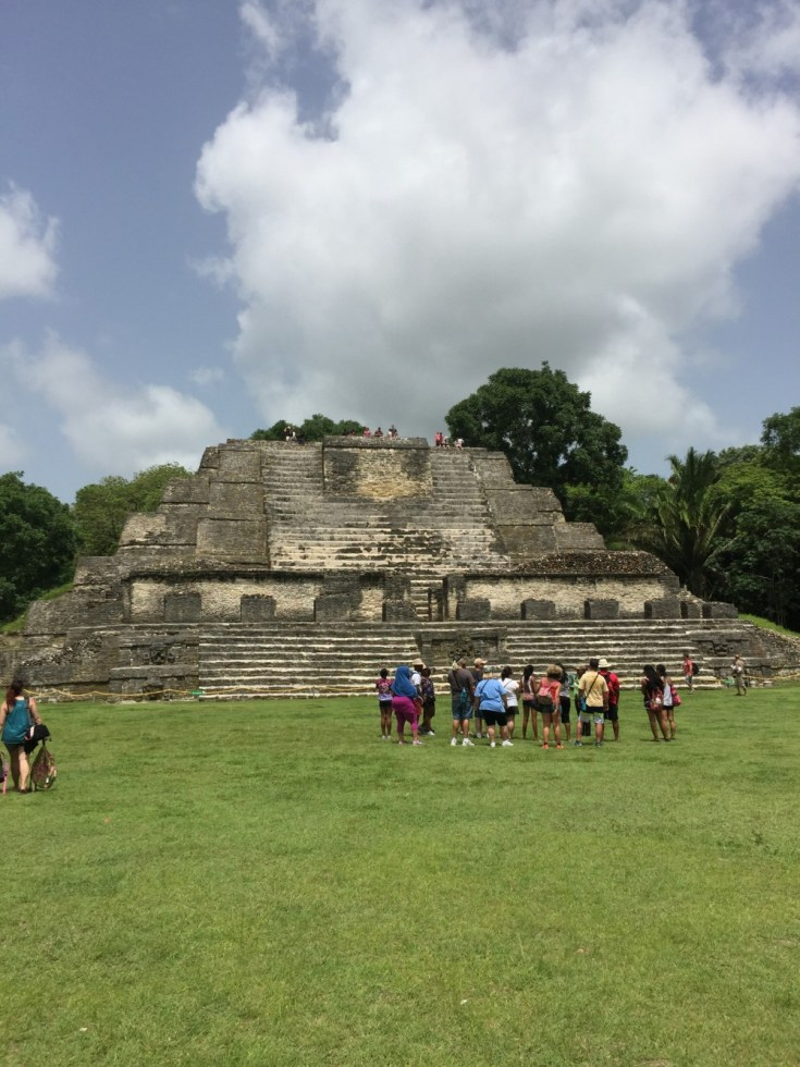Belize Altun Ha Mayan Site & River Wallace Excursion