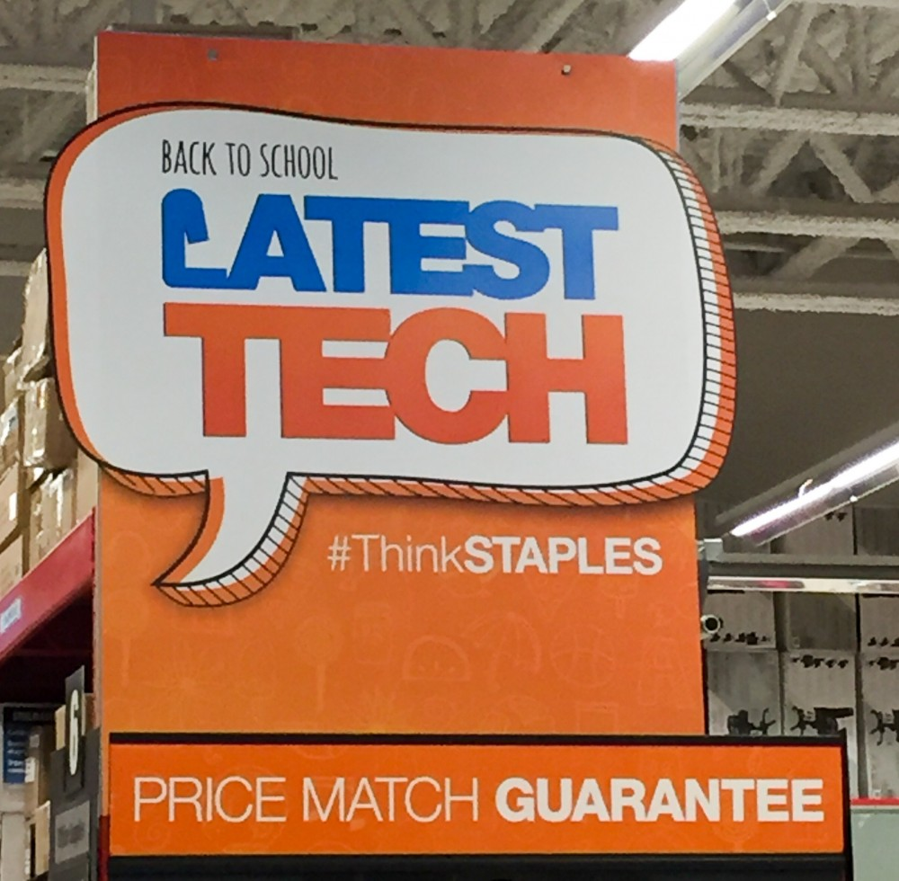 staples tech
