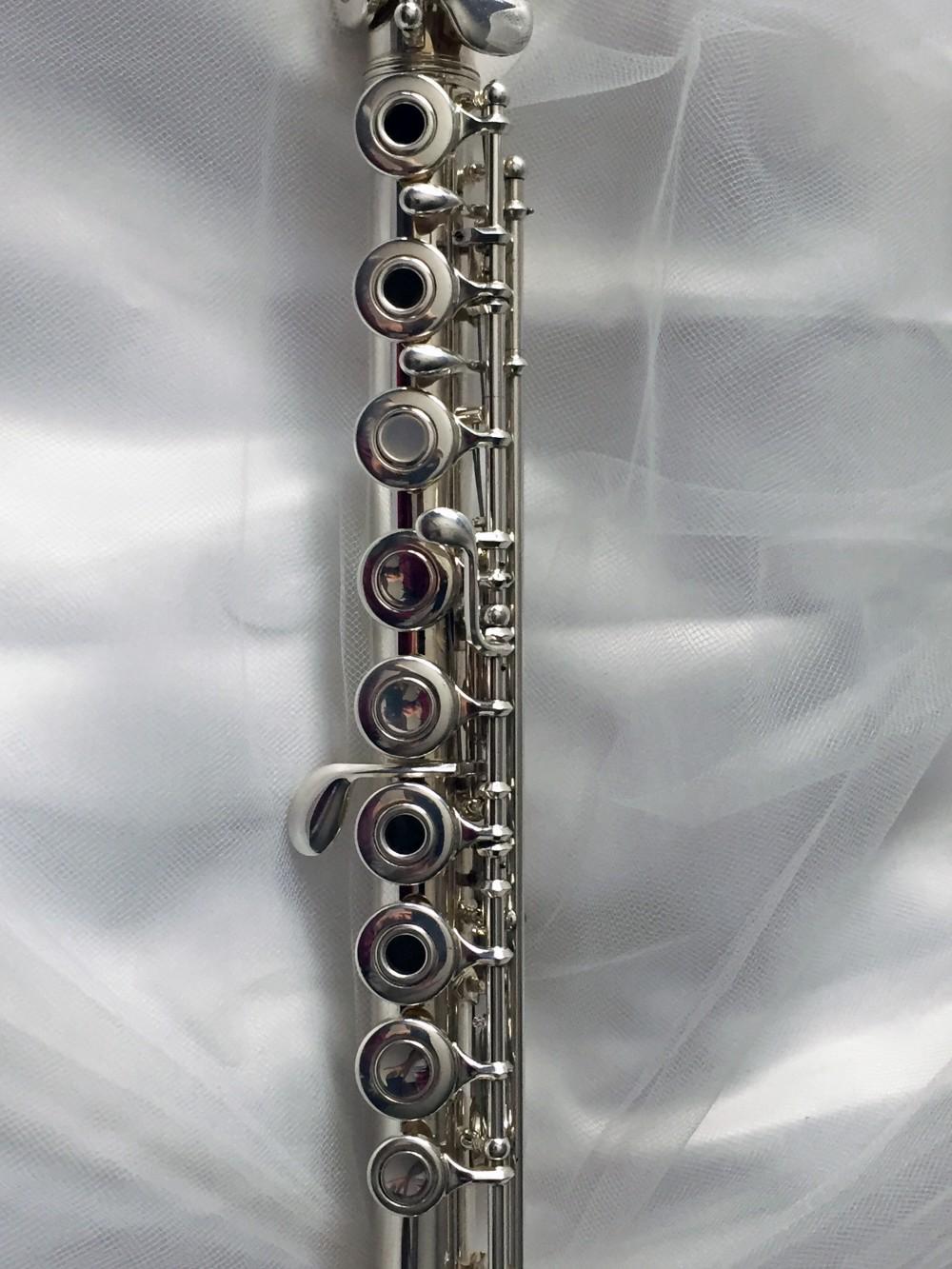 flute close up