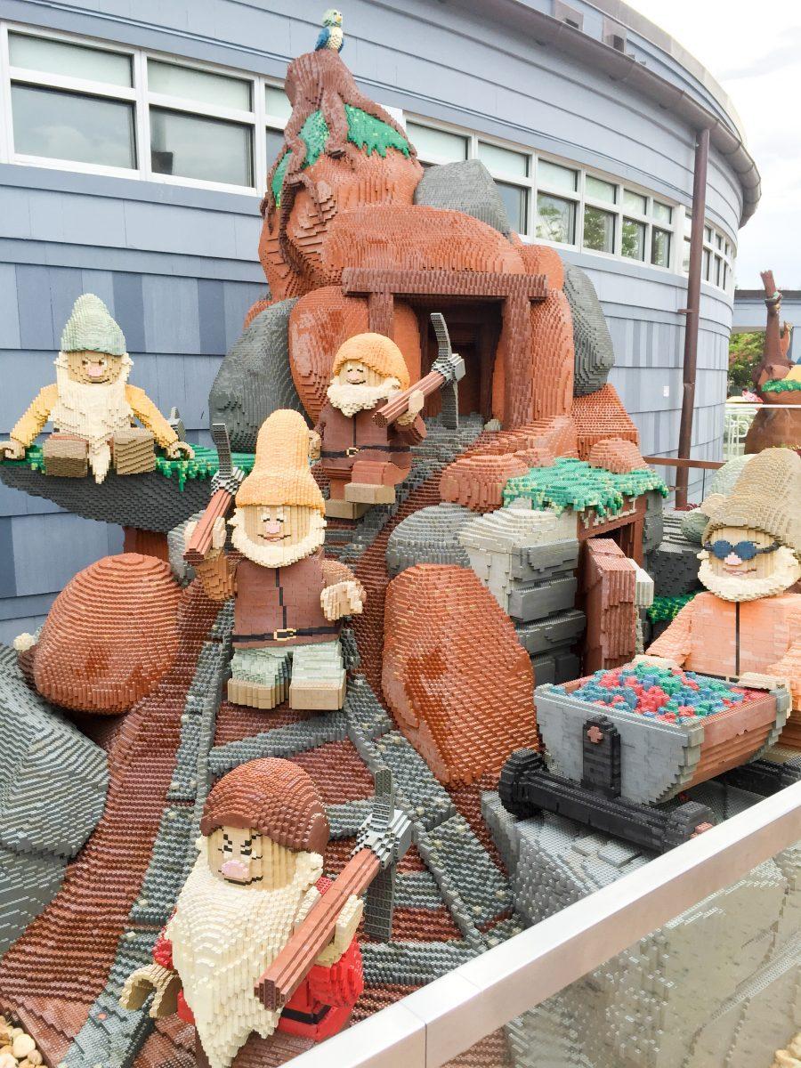 lego 7 dwarfs