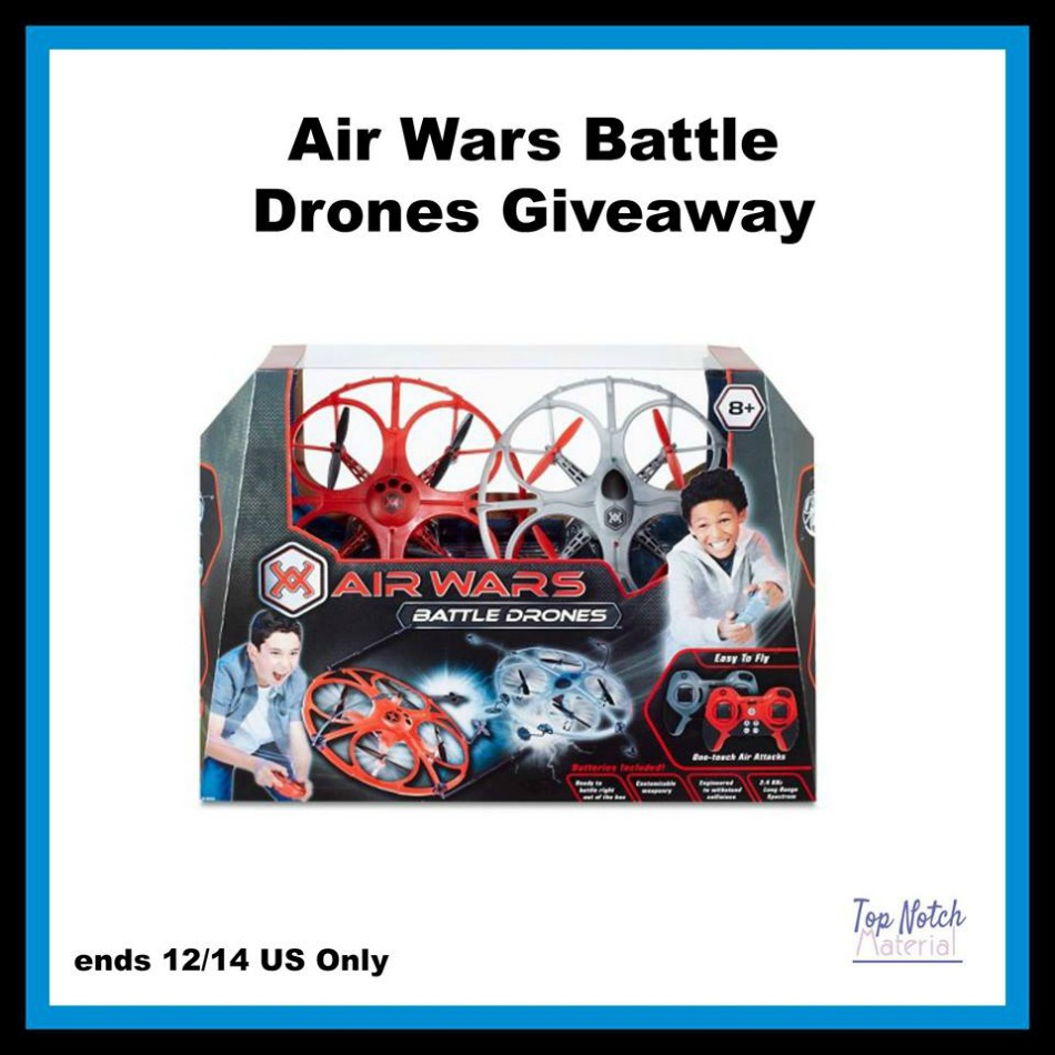 Air Wars Battle Drones Giveaway