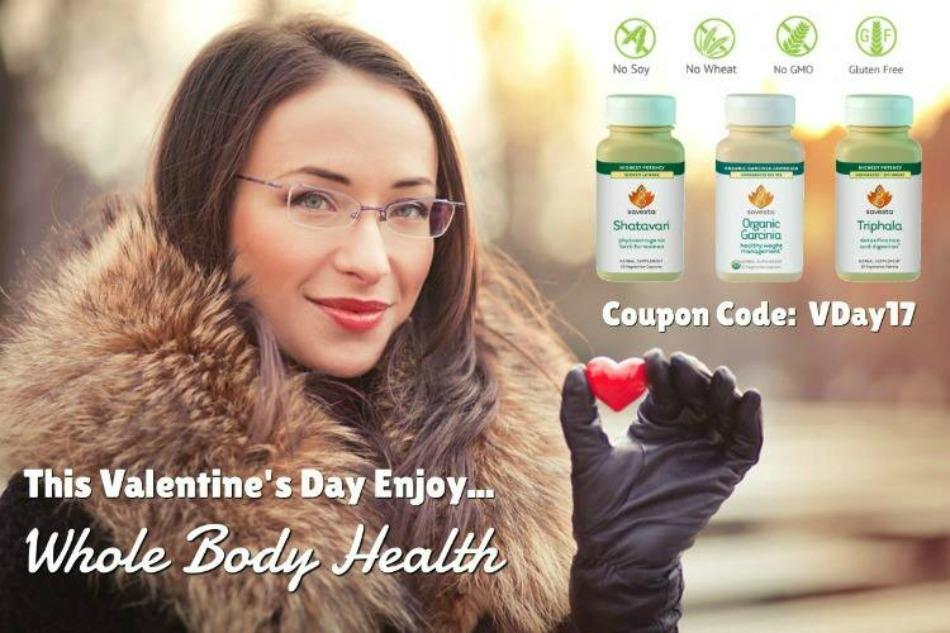 Savesta Herbal Supplements Prize Pack