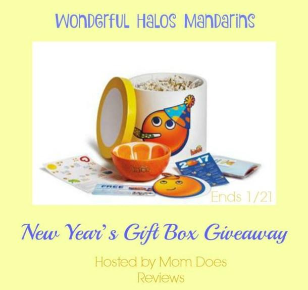 Wonderful Halos Mandarins Gift Box Giveaway