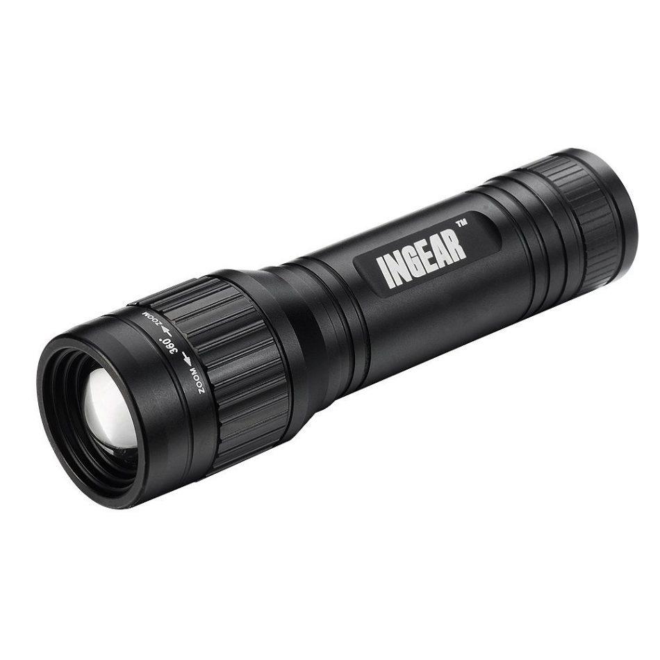 Military Grade LED Flashlight