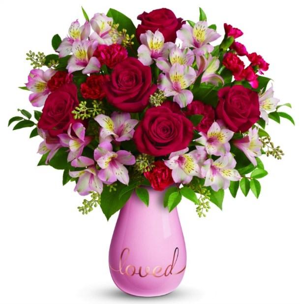 teleflora true lovelies bouquet