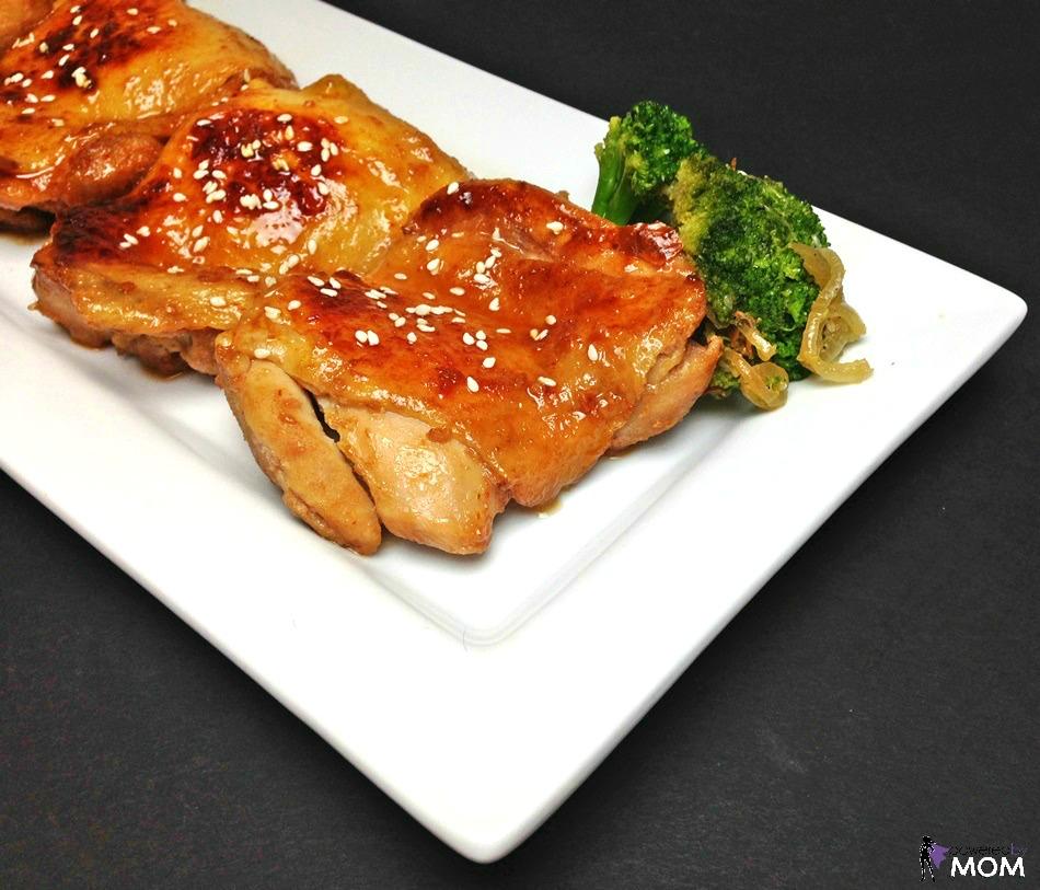 Honey Sriracha Chicken horizontal 1