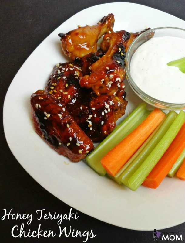 Honey Teriyaki Chicken Wings banner 1