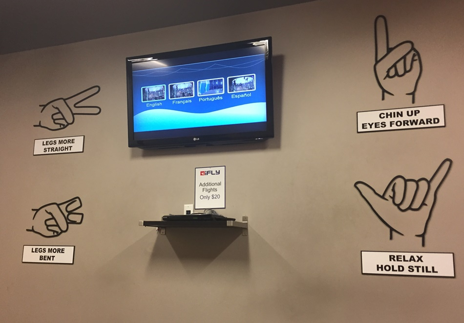 ifly hand signals