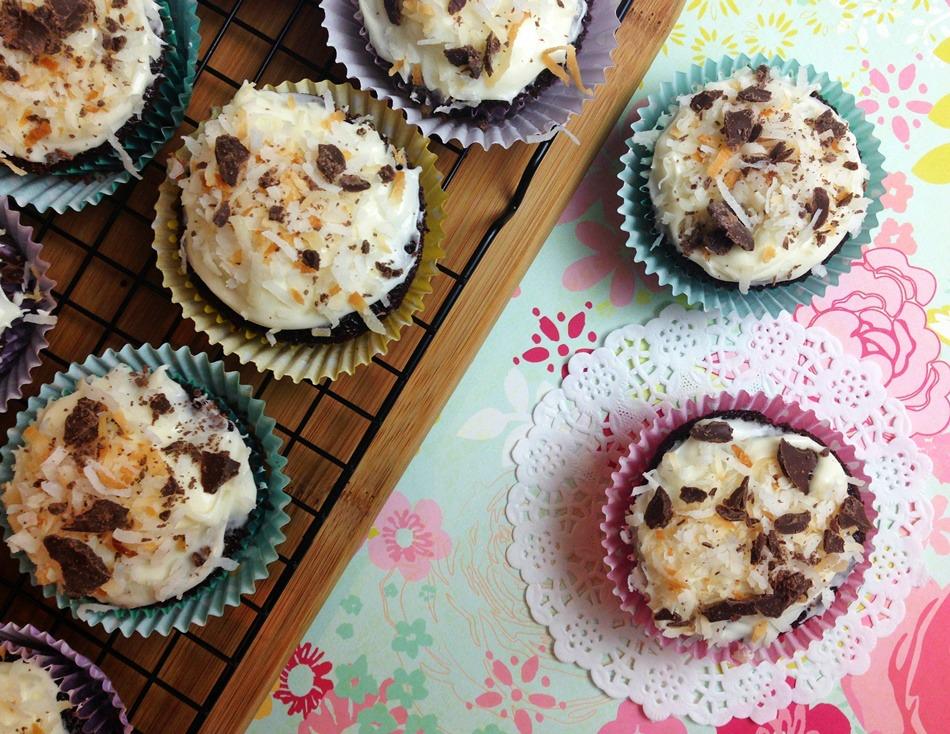 Chocolate Cupcakes horizontal 8