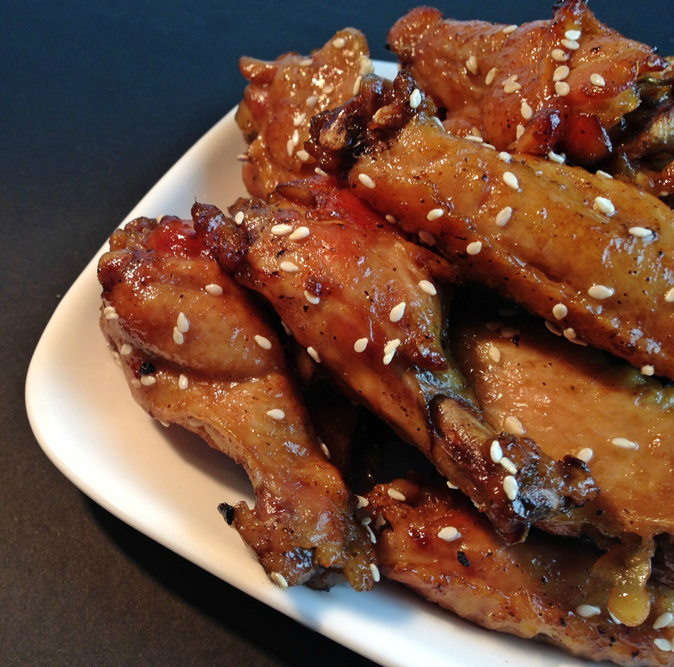 Slow Cooker Chicken Wings Recipe – General Tso Style