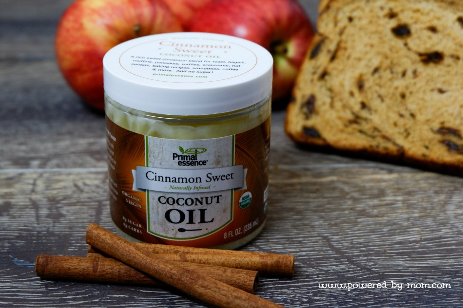 primal essence cinnamon coconut oil