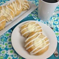 Easy Crescent Roll Cream Cheese Danish Recipe