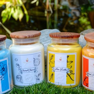 Madison Valley Candles – Organic Soy Candles