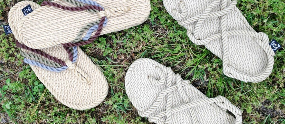 Nomadic State of Mind Handmade Rope Sandals are Soft and Comfortable!