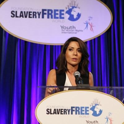Interview: Marisol Nichols on Human Trafficking