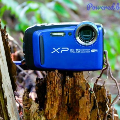 8 Awesome Fujifilm FinePix XP120 Features