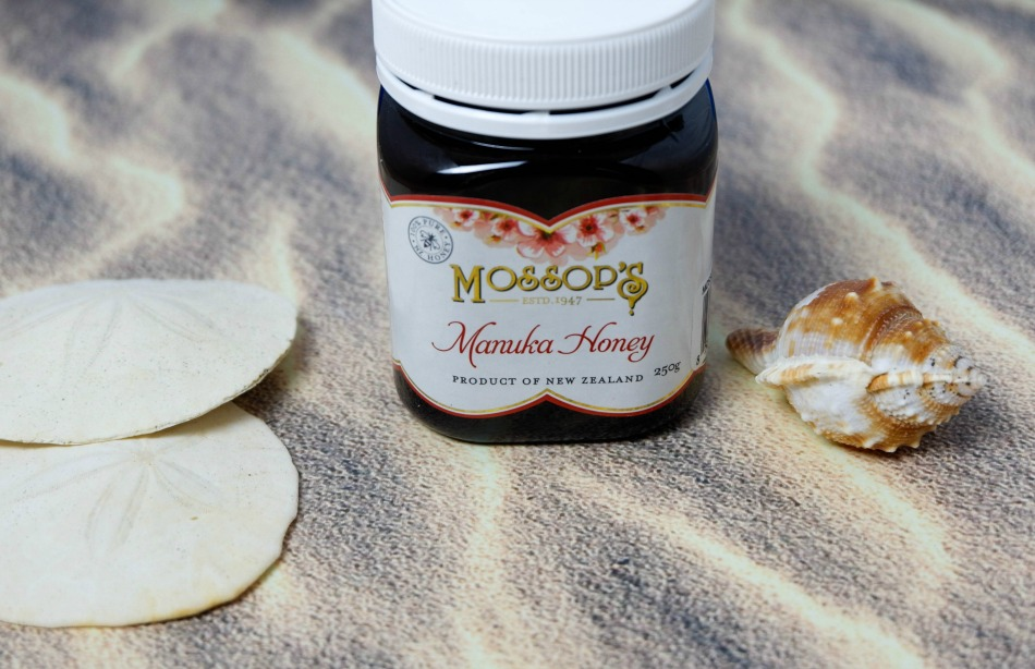 Mossop's Manuka Honey