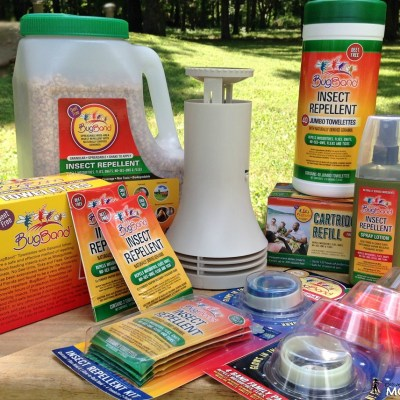 BugBand Naturally Derived Insect Repellent Review