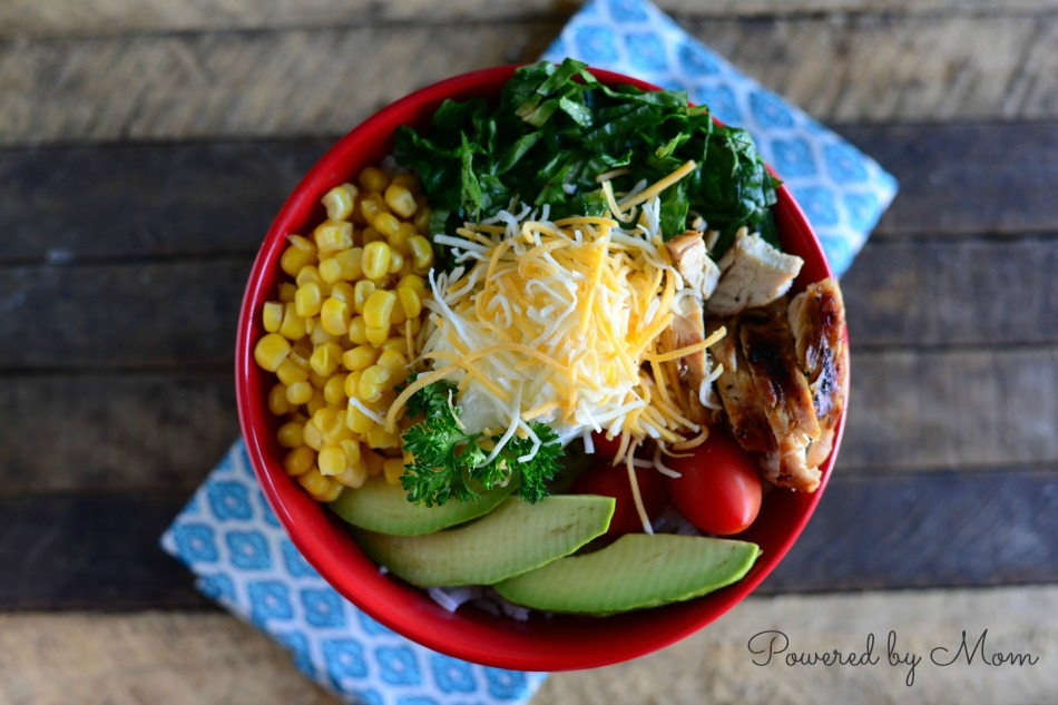 Easy Grilled Chicken Bowl Recipe