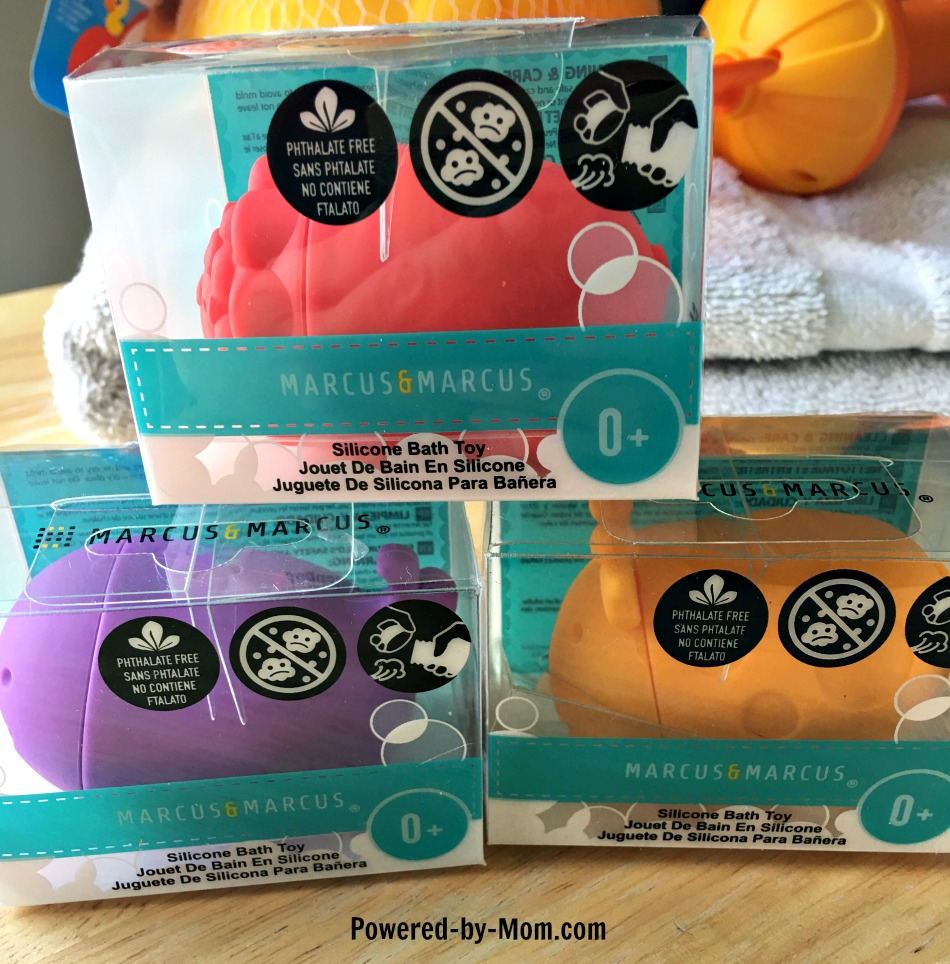 Marcus & Marcus Mold Free Bath Toys - Powered by Mom
