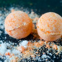 Star Wars BB8 Theme Bath Bomb Recipe