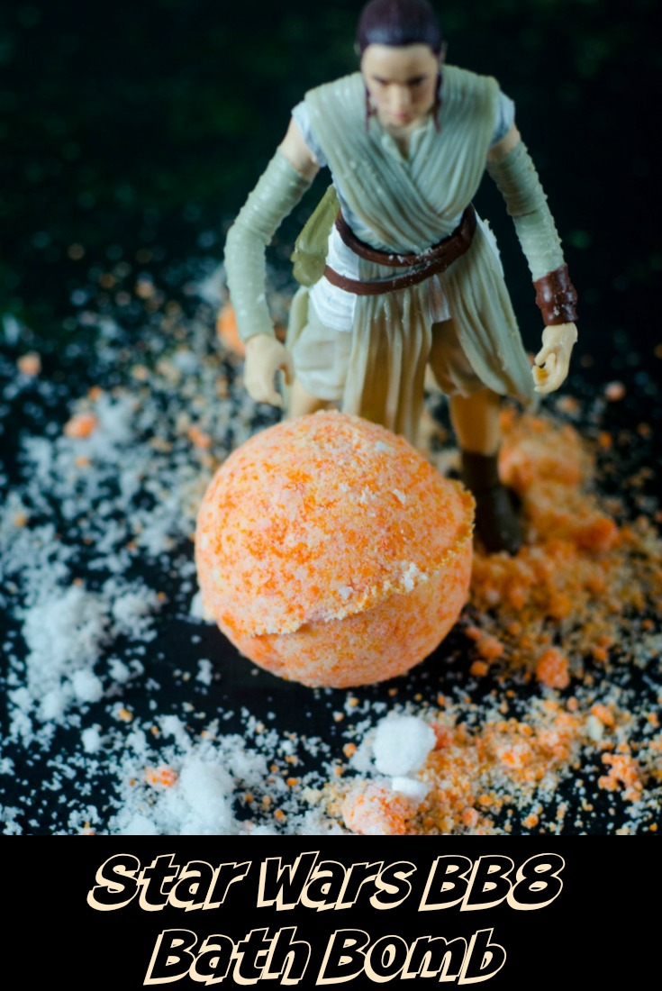 star wars bb8 bath bomb