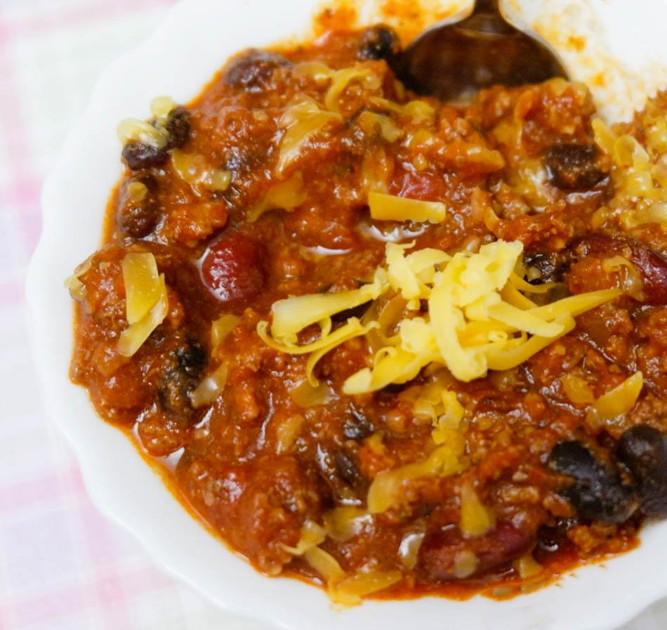 copper chef chili