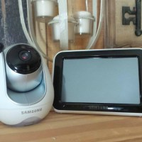 Wisenet Baby Monitor Eases Minds