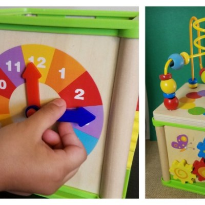 BooKid Toys Quiet Learning Activities