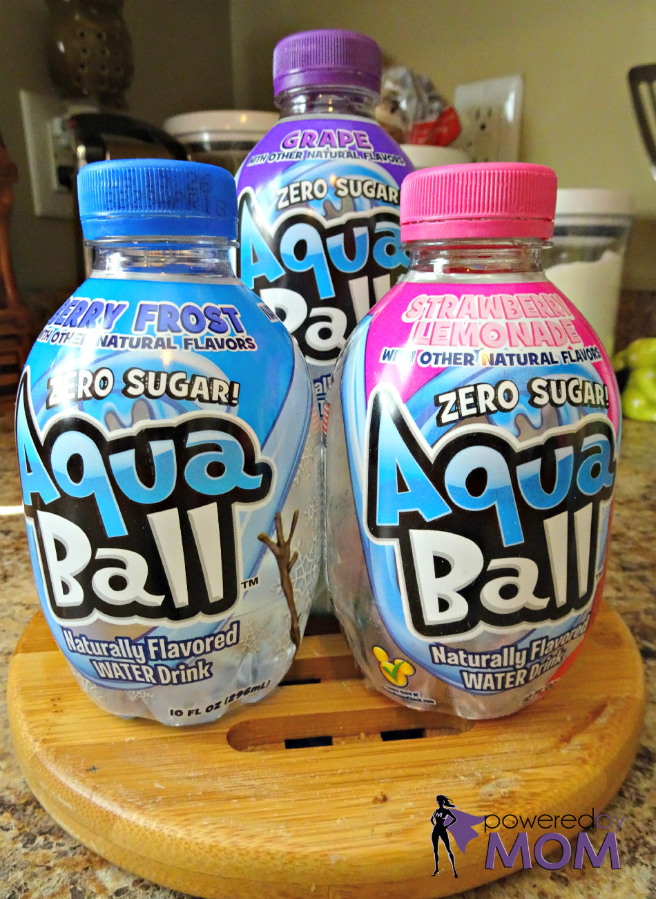 Aqua Ball Flavored Water