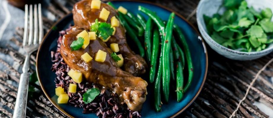 Slow Cooker Chicken Drumsticks Recipe