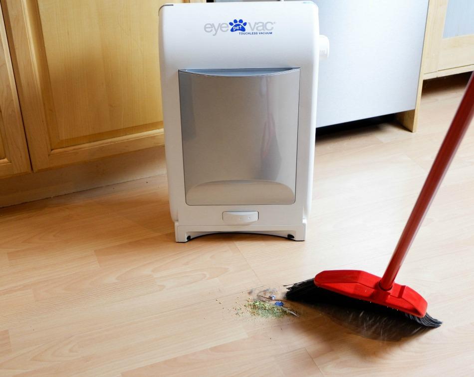 touchless vacuum