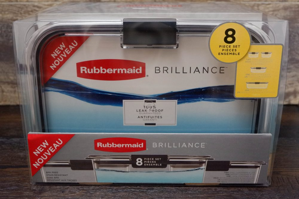 Rubbermaid BRILLIANCE