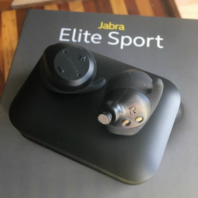 Jabra Elite Sport Bluetooth Earbuds Review
