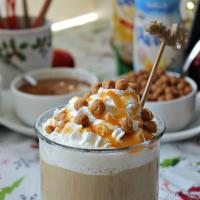 Sugar Cookie Caramel Latte